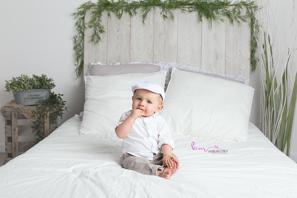 photographe bébé enfant REdessan Gard 30