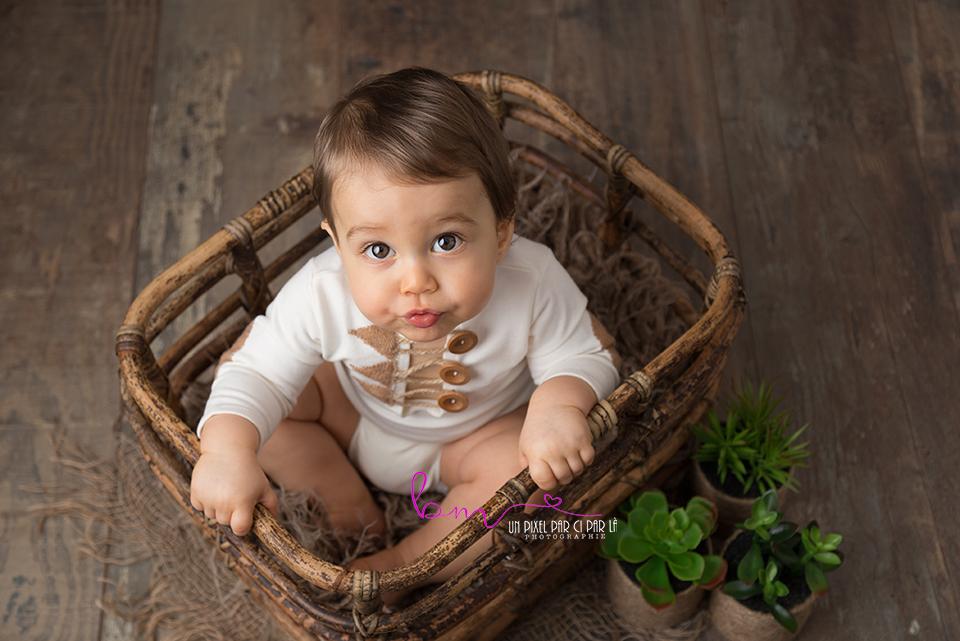 séance photo bébé beaucaire 30