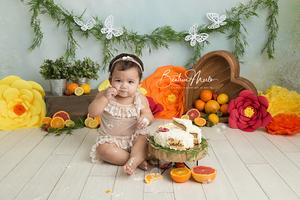 photographe bébé dans le gard