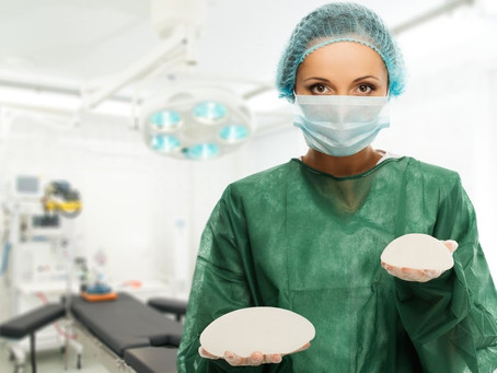 Breast Implants May Increase Cancer Risk