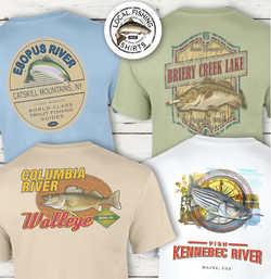 Local Fishing Shirts