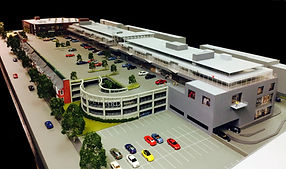 Architectural Model- Commercial