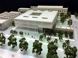 Architectural Models- Institutional
