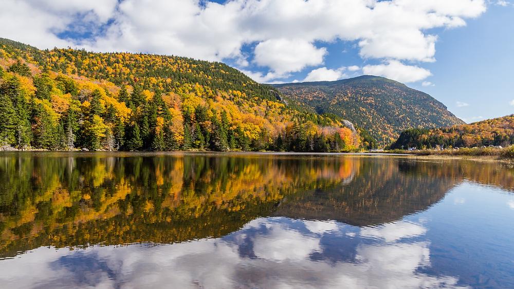 New Hampshire Mountain