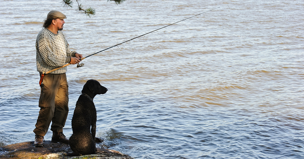 Fishing From The Banks/Shore