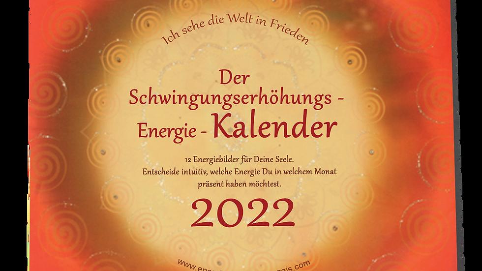 Der großer intuitive Energiekalender 2022