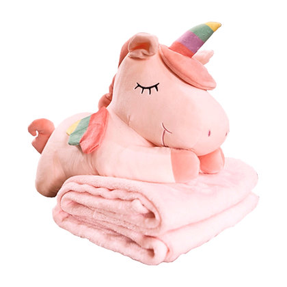 Strawberry Dream the Unicorn Blanky