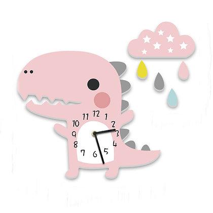 Tik Tok Dino baby pink
