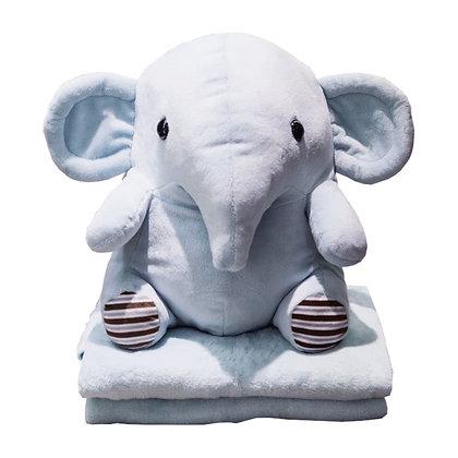 Ellie the Elephant Blanky