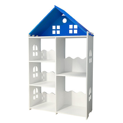Blue Castle Bookcase