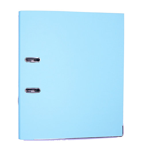 Turquoise Ring Binder File Folder - A4