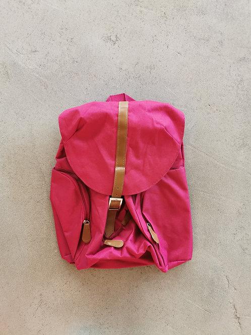 Raspberry Perry Backpack