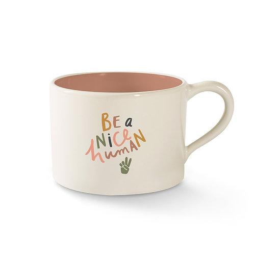 Nice Human Cute Mug