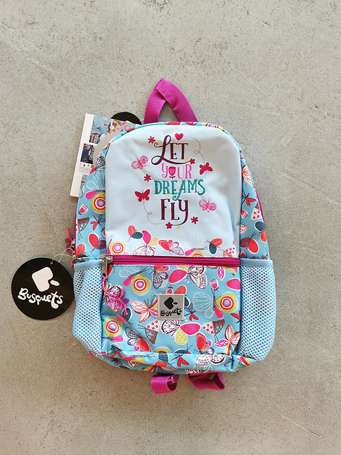 Dream Small School Backpack - Size: 24.5x22x11cm