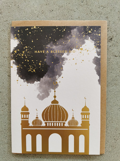 Have a Blessed Eid Mosque