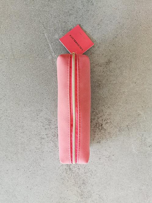 Soft Orange Safron Pencil Case