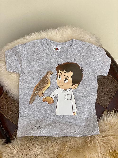 Grey Falcon T-Shirt