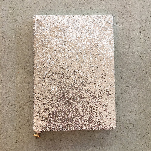 Silver Sequins Journal