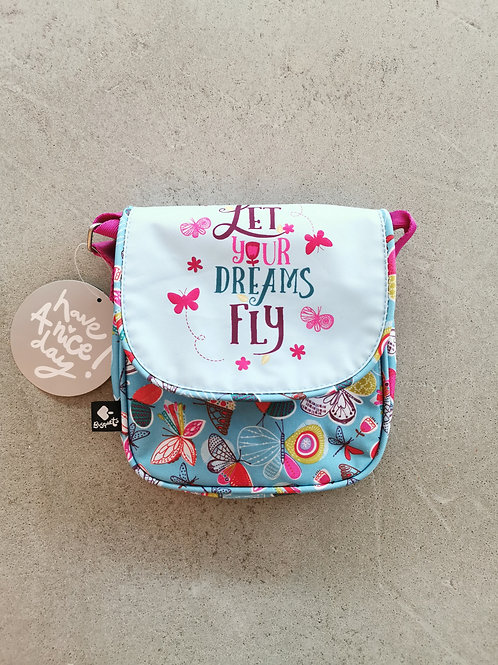 Dream Small Handbag - Size: 17x17x2.5cm