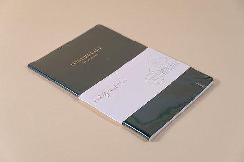 Travel Journal -Green