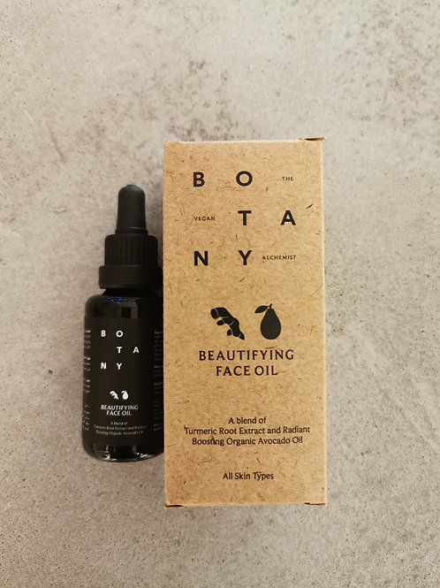 Beautifying Organic Face Oil - 30ml