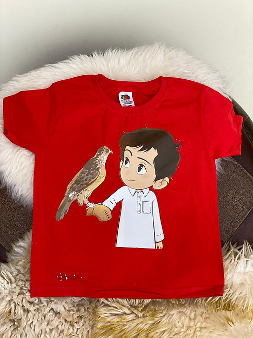 Red Falcon T-Shirt