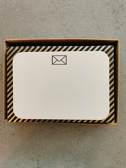 Envelope Set Of Boxed Cards