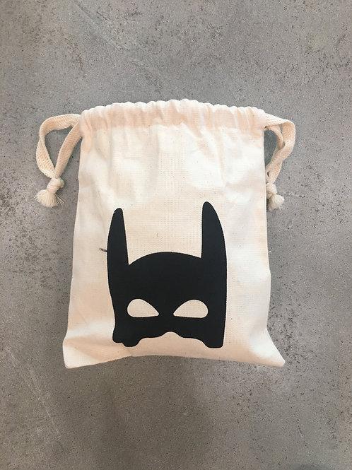 Super Hero Fabric Bag - Small - 25x27cm