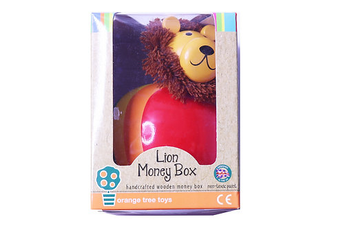 Lion Money Box