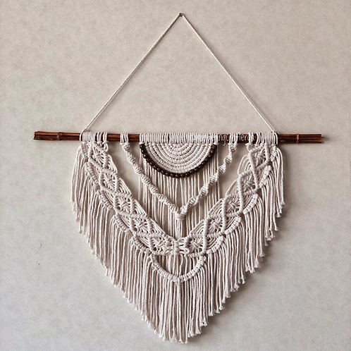 Wall Hanging Large With Beads