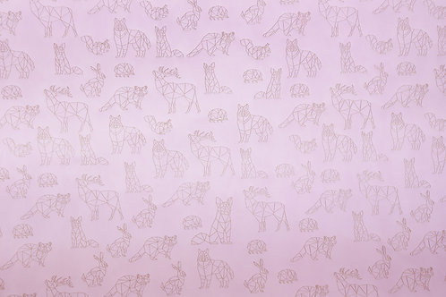 Wrapping Paper Animals