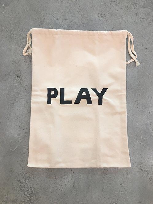 Play Fabric Bag - Large - 48x64cm