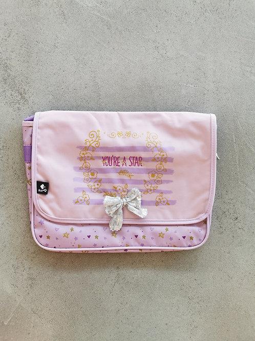 You A Star Shoulder Bag - Size: 33x24x8cm