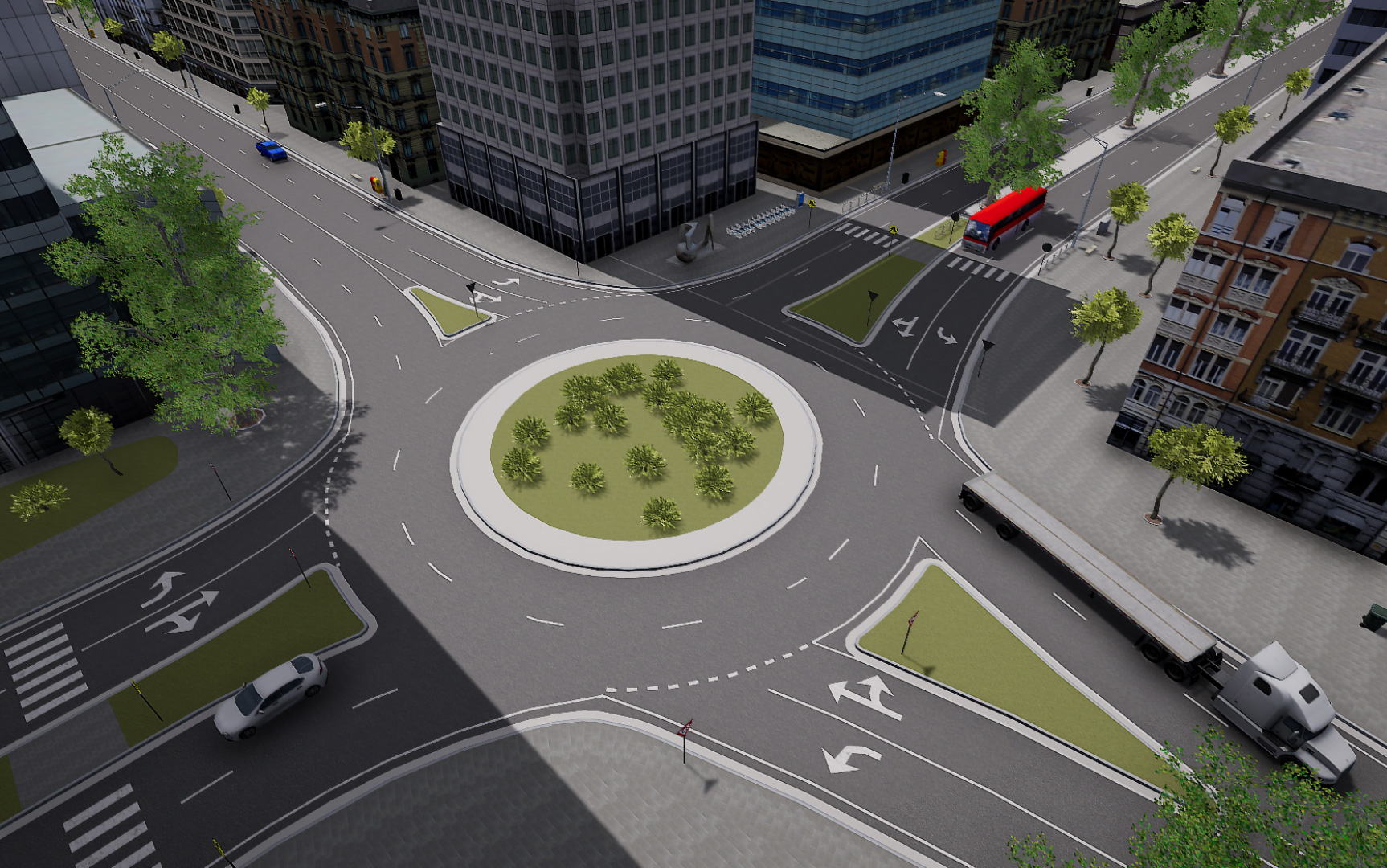 Roundabout_top_view