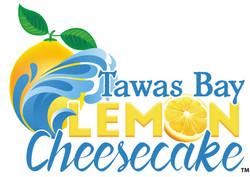 Tawas Bay Lemon Cheesecake