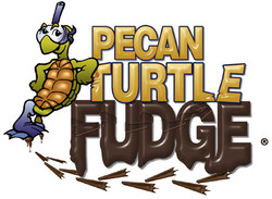 Pecan Turtle Fudge