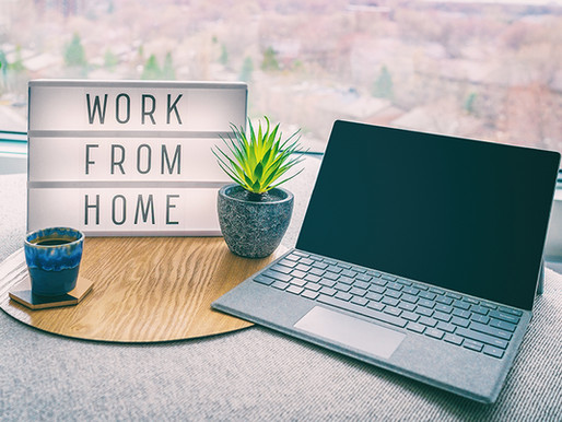 Tips on for Working from Home During Pandemic