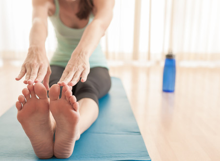 There's More to Yoga than Touching Your Toes