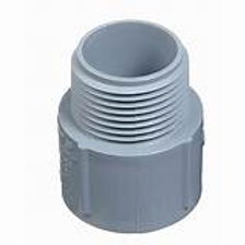 1 Inch PVC Male adaptor