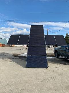 R12K 10 Panel Deployed