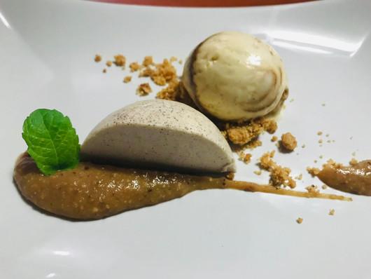 Menü Dessert