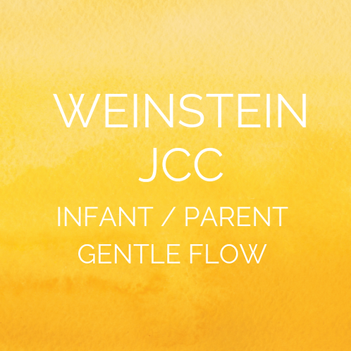 Open to the community! Parent/Infant at the Weinstein JCC