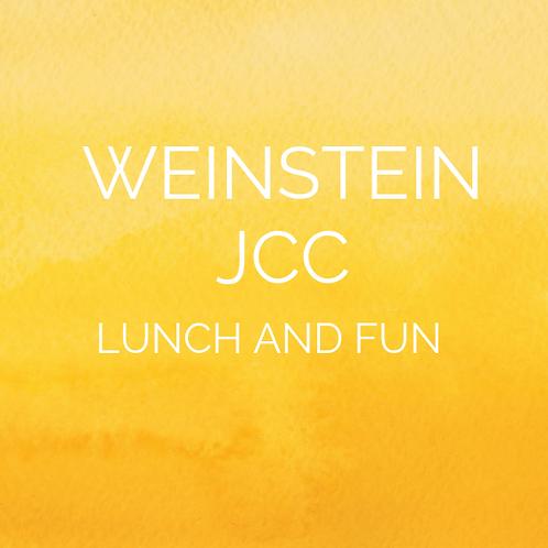 Open to the community! Winter 2020 at Weinstein JCC