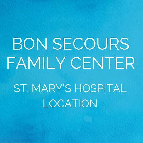 Spring 2020 St. Mary's Bon Secours