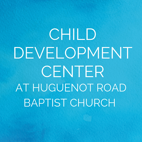 Winter 2020 CDC at Huguenot Baptist - 6 week session