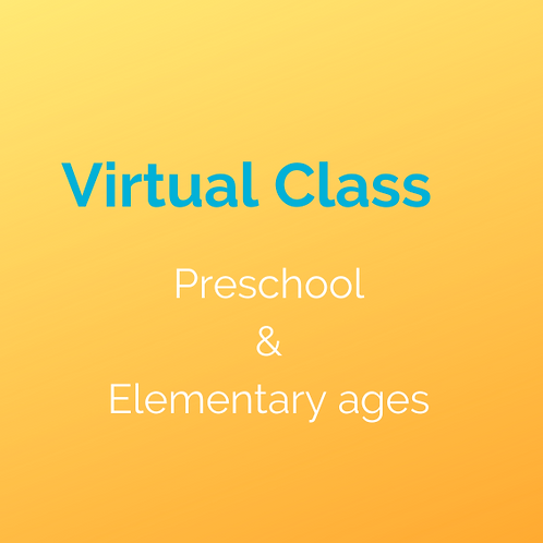 Saturday virtual class (10 weeks)
