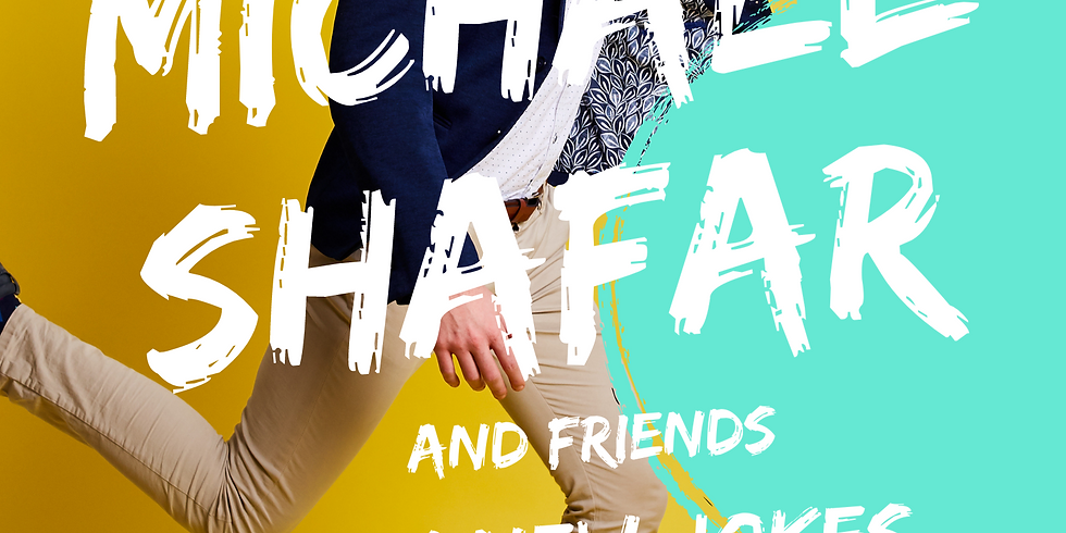 Michael Shafar & Friends Try New Jokes
