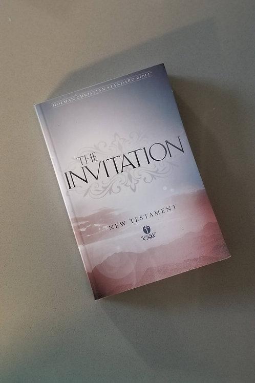 The Invitation: New Testament