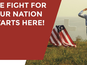 The Fight For Our Nation Starts Here!