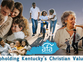 Help AFA of KY Perpetuate a Conservative Biblical Christian Movement